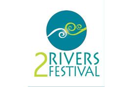 2Rivers Festival 2015 Logo - Campaigns Website