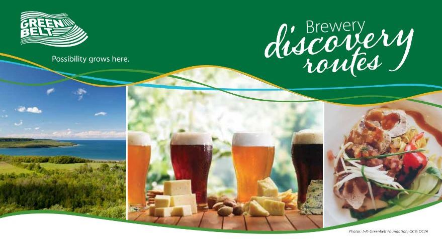 Brewery Discovery Routes